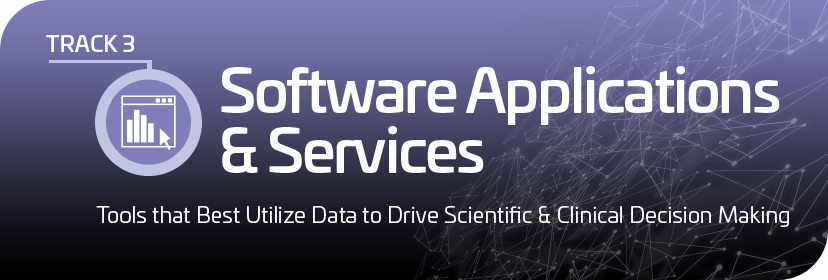 Track 3: Software Applications and Services