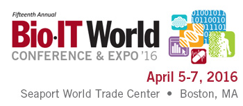 Bio IT World Expo 2016